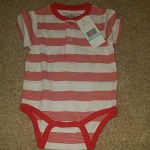 Tommy Hilfiger One Pieces - Tommy Hilfiger 6M baby clothes
